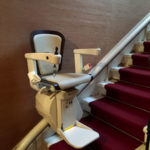 coren access accessibilité monte escalier