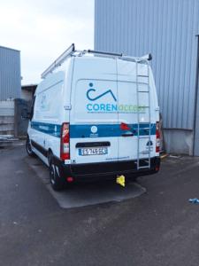véhicule coren access 2