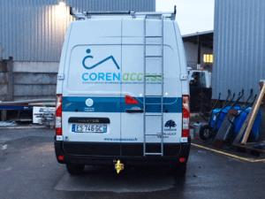véhicule coren access 1