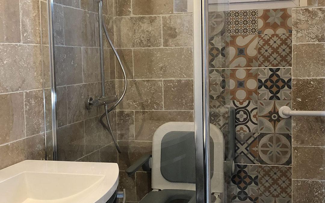 Salle d'eau et sanitaires – Villeneuve sur Lot