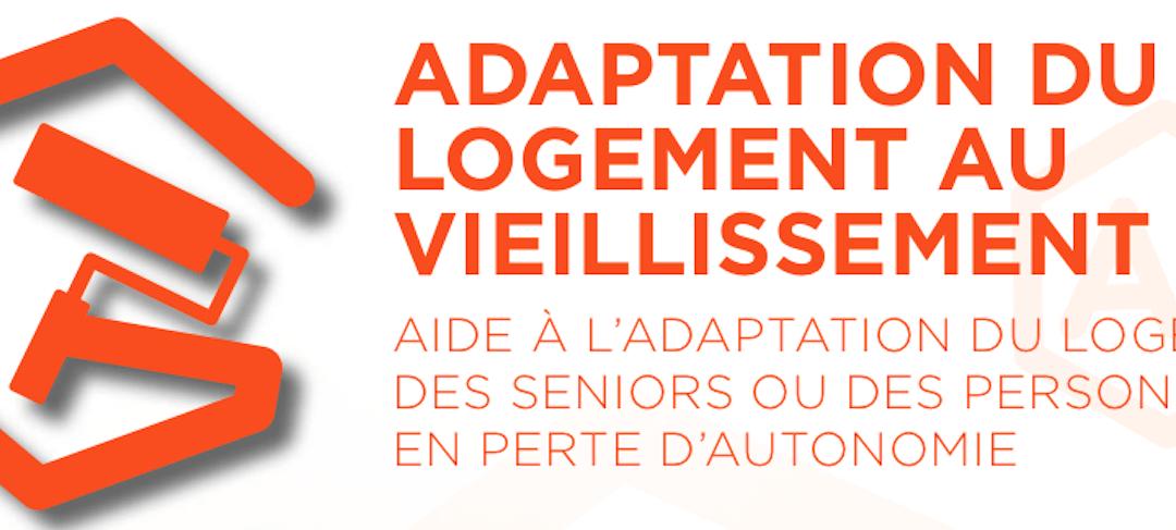 Aide de 5 000 € pour l'adaptation du logement au vieillissement
